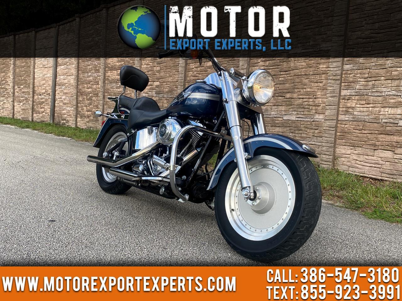 Harley-Davidson FLSTFI  2003