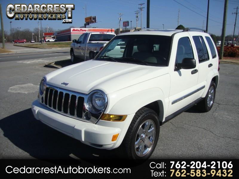2005 Jeep Liberty Limited 2WD