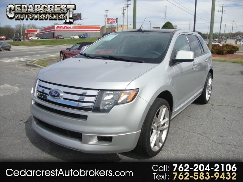 2009 Ford Edge Sport FWD