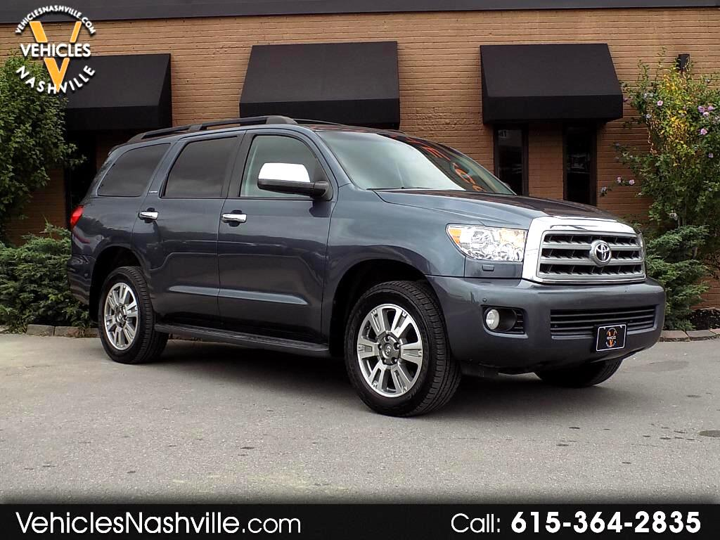 2010 Toyota Sequoia Limited 2WD