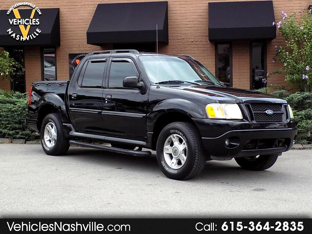 2004 Ford Explorer Sport Trac 2WD