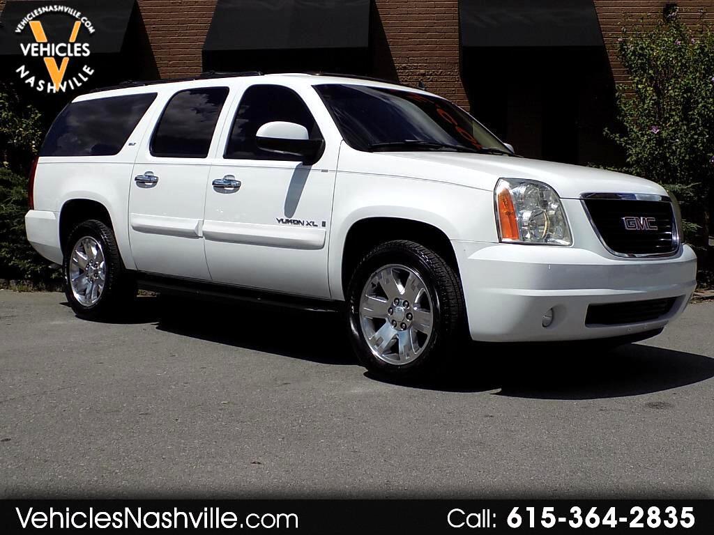 2007 GMC Yukon XL SLT 2WD