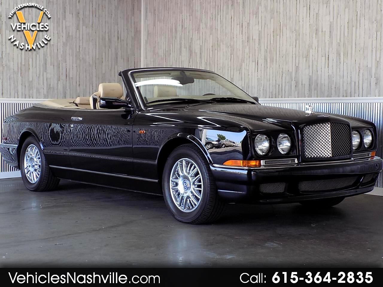 2001 Bentley Azure Base