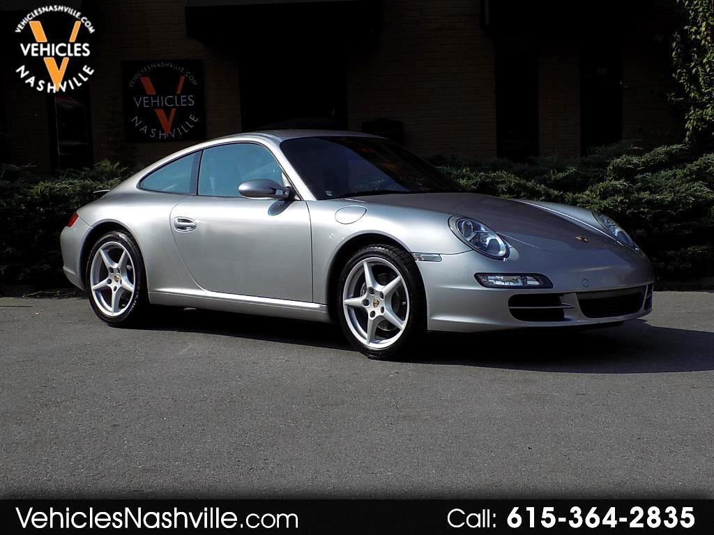 2005 Porsche 911 2dr Cpe Carrera