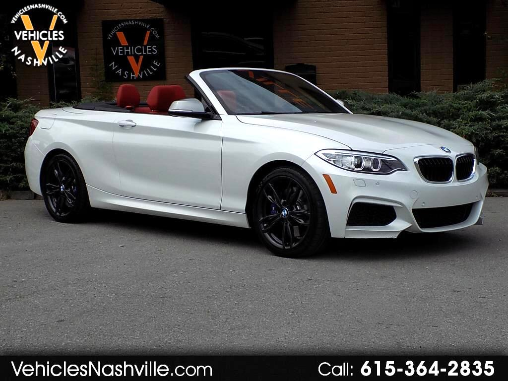 2017 BMW 2-Series M240i Convertible