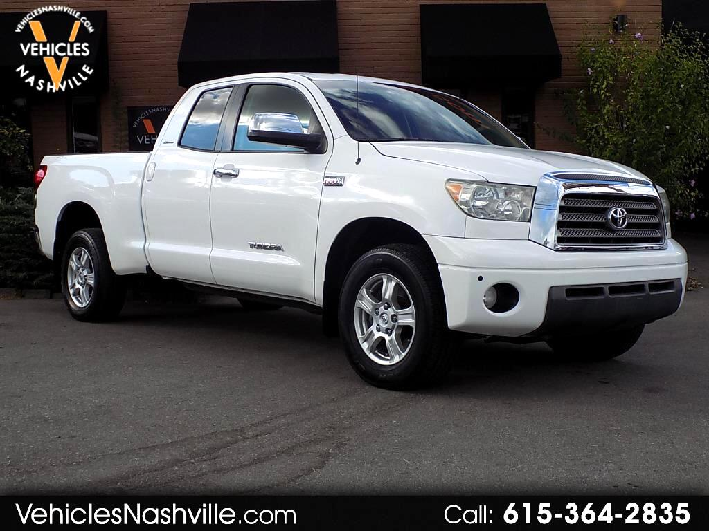 2008 Toyota Tundra Limited 5.7L Double Cab 4WD