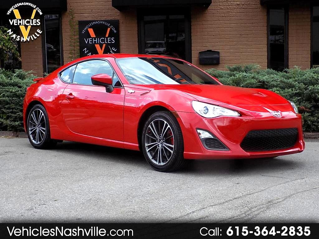 2014 Scion FR-S 6AT