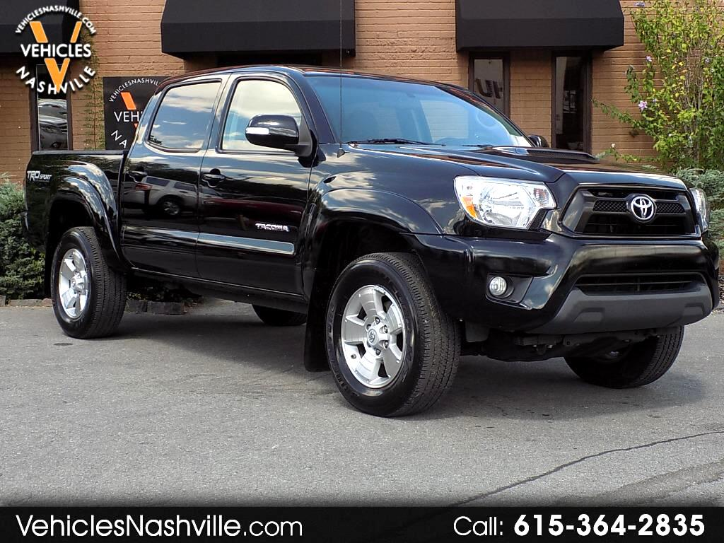 2014 Toyota Tacoma 4WD Double Cab V6 AT TRD Sport (Natl)