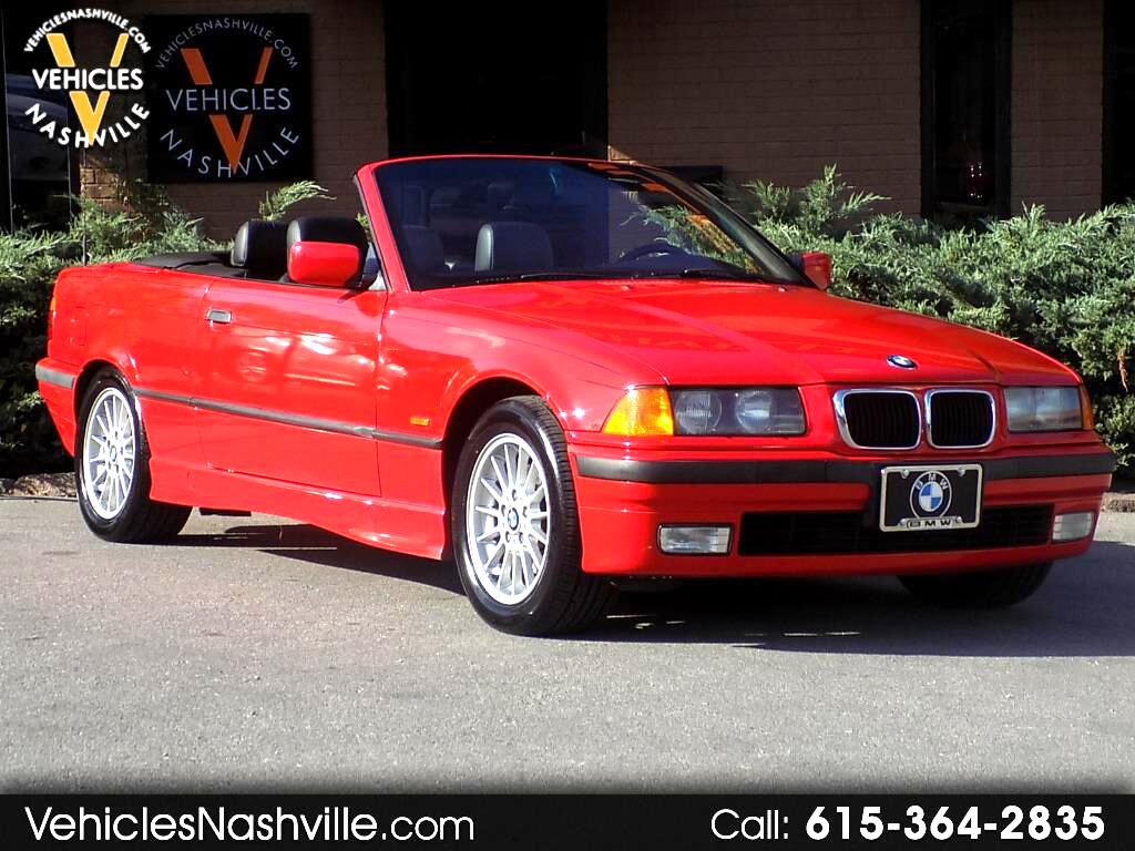 1999 BMW 3-Series 328iC