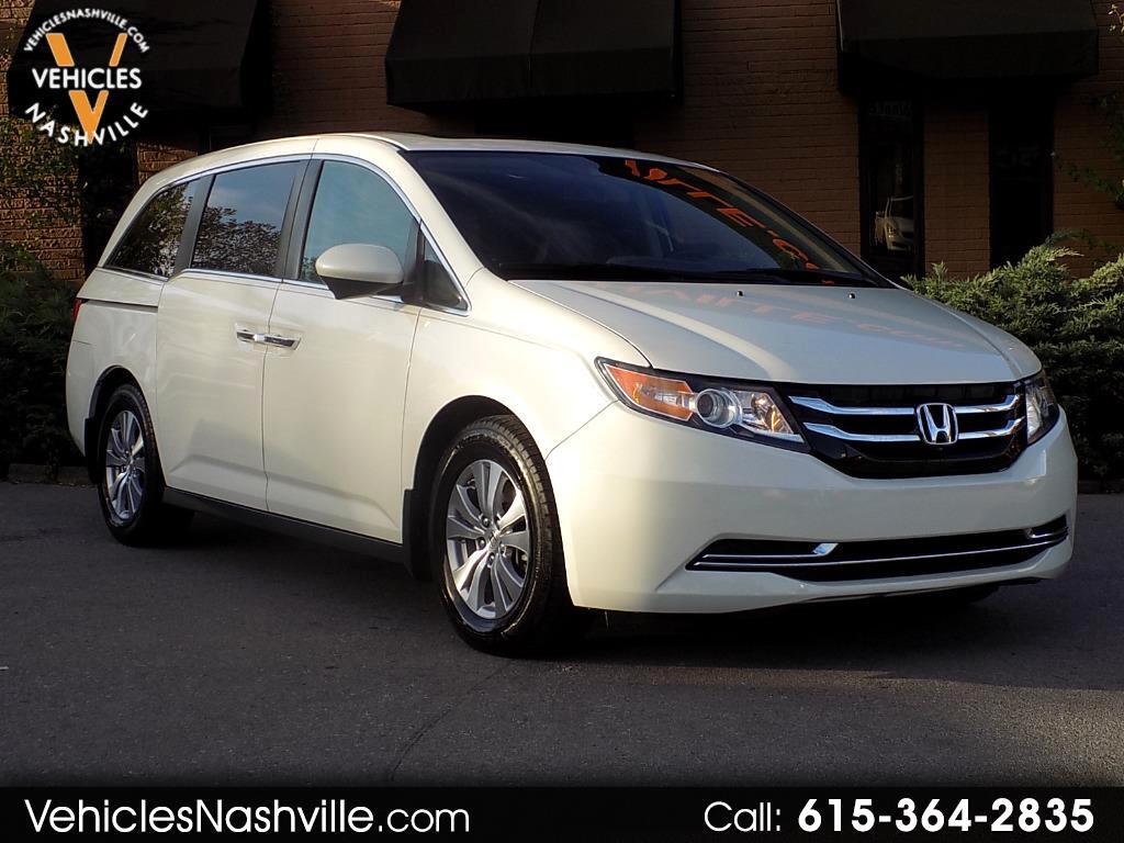 2015 Honda Odyssey EX-L w/ DVD
