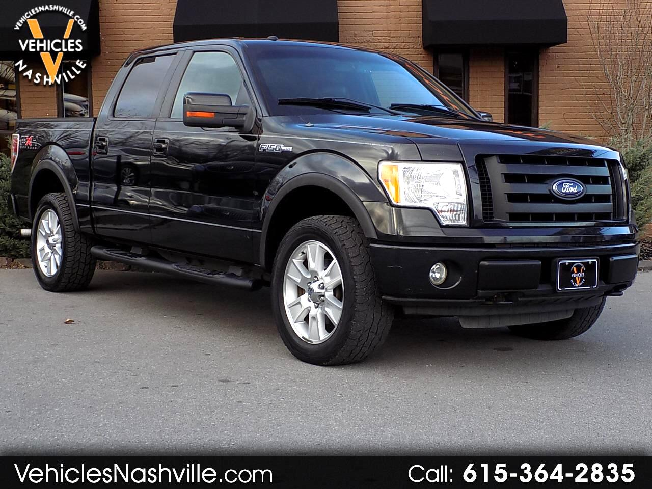 2010 Ford F-150 FX4 4WD