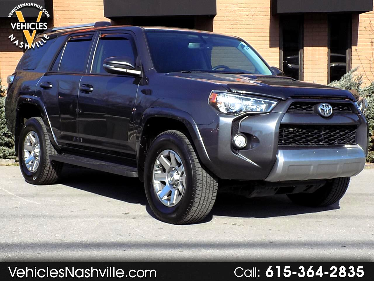 2015 Toyota 4Runner Trail 4WD