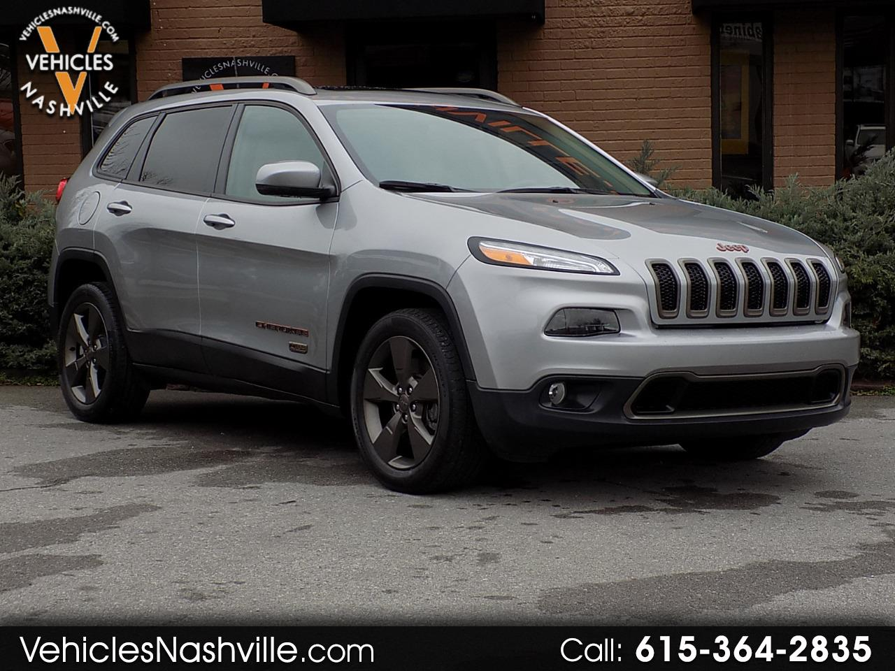 2016 Jeep Cherokee FWD 4dr 75th Anniversary
