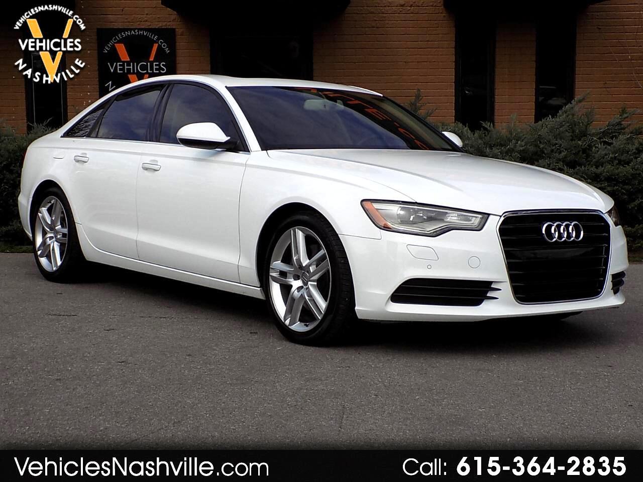 2015 Audi A6 2.0T Premium Plus