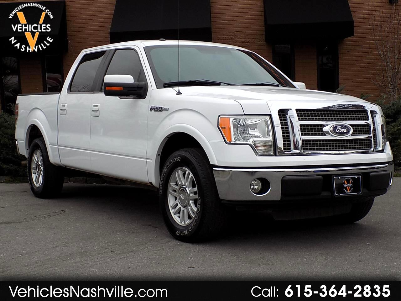 2010 Ford F-150 2WD SuperCrew 139