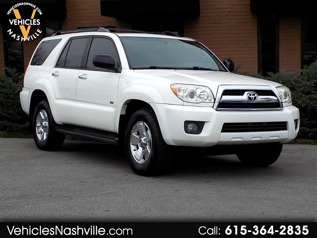 2008 Toyota 4Runner 4dr Limited V6 Auto (Natl)