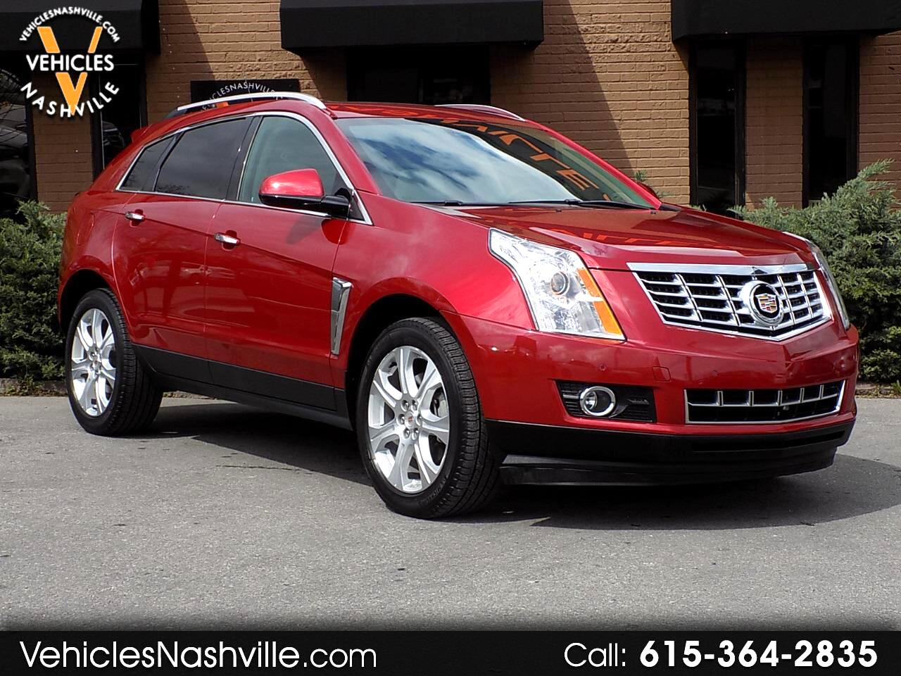 2016 Cadillac SRX Performance Collection FWD