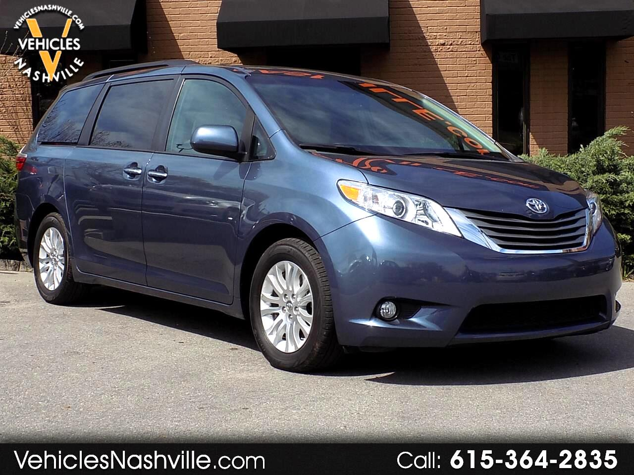 2015 Toyota Sienna 5dr 7-Pass Van XLE AAS FWD (Natl)