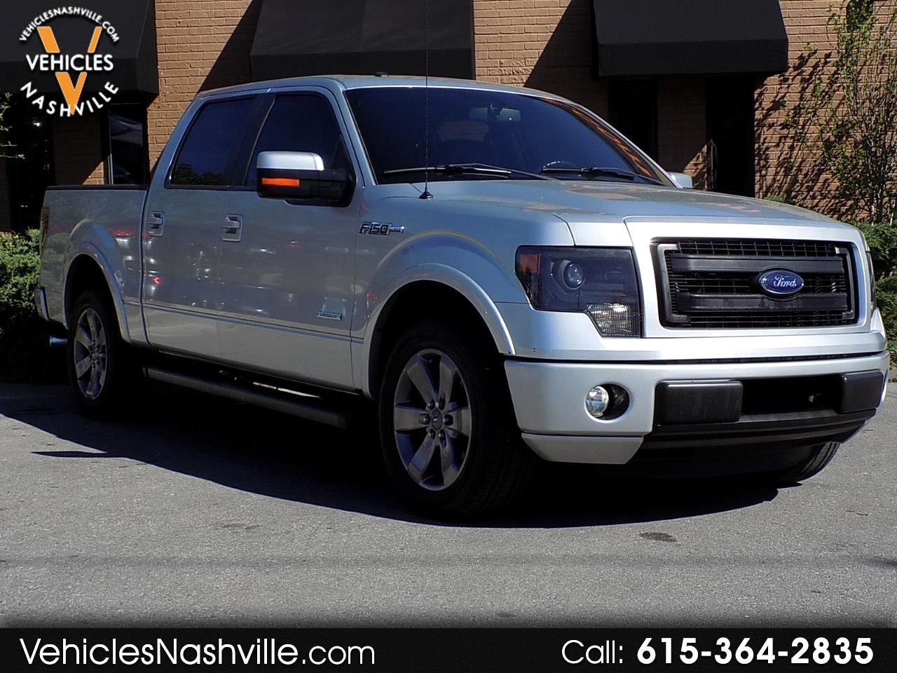 2013 Ford F-150 FX2 Supercrew 2WD