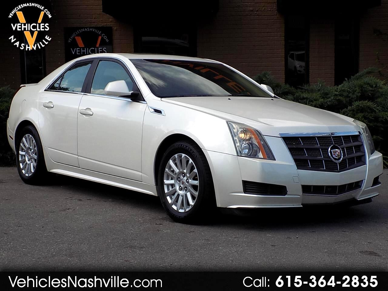 2011 Cadillac CTS 3.0L Luxury w/ Navi