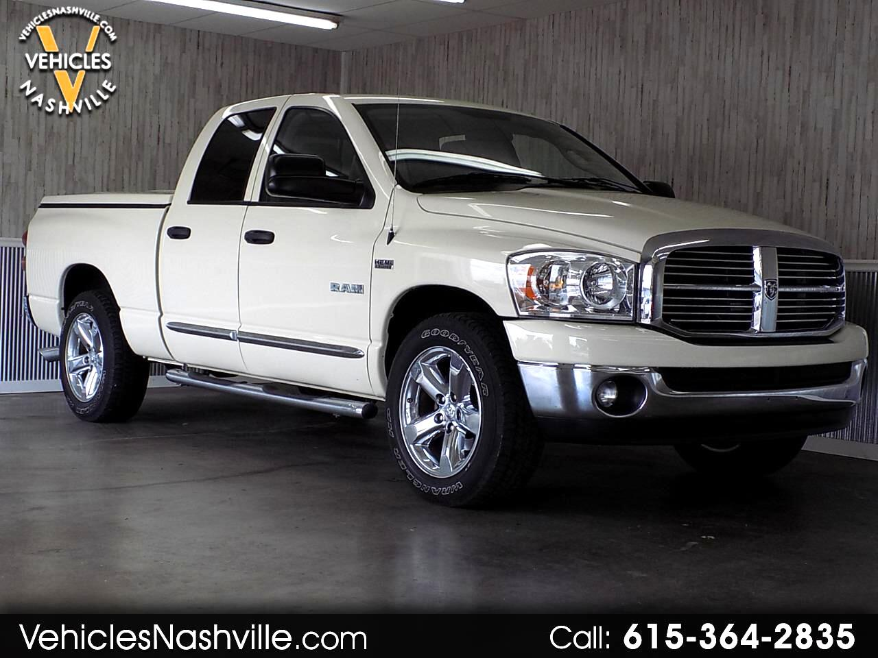 2008 Dodge Ram 1500  for sale VIN: 1D7HA18208J209794