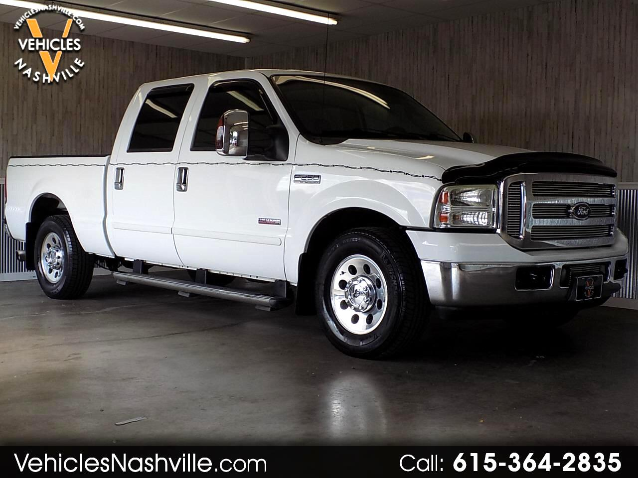 2006 Ford F-250 SD Lariat 2WD