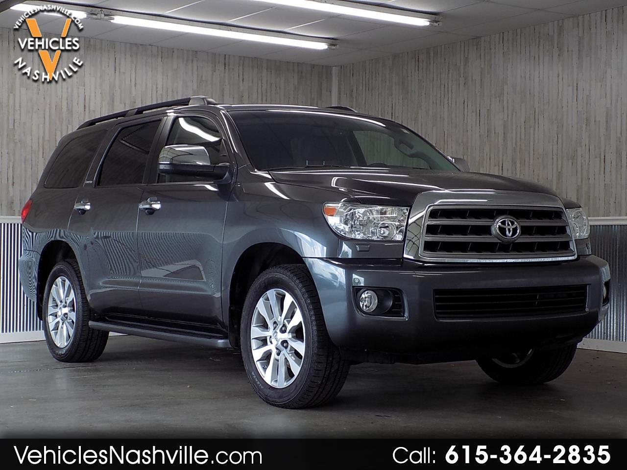 2015 Toyota Sequoia Limited 4WD FFV