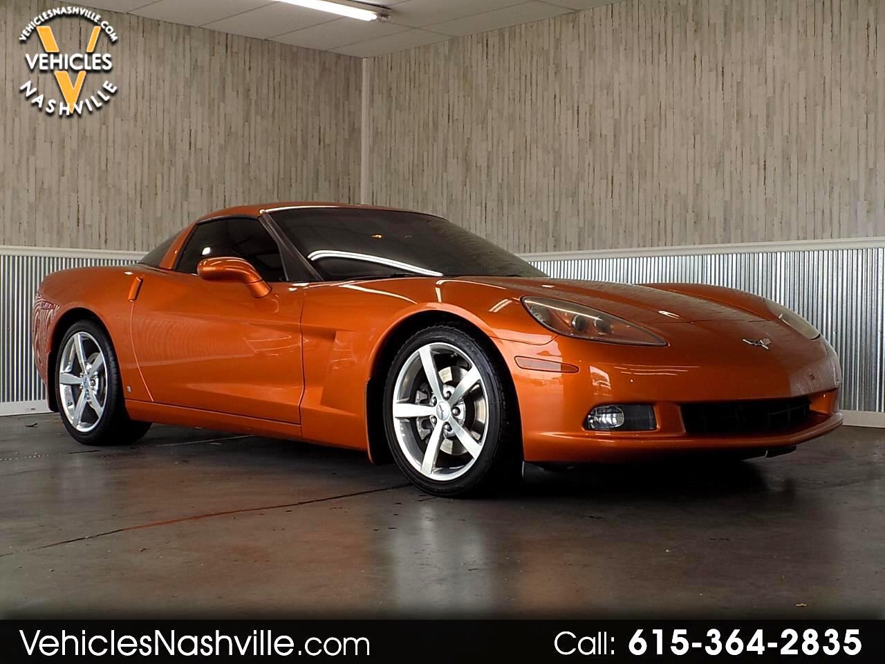 2008 Chevrolet Corvette Coupe LT1
