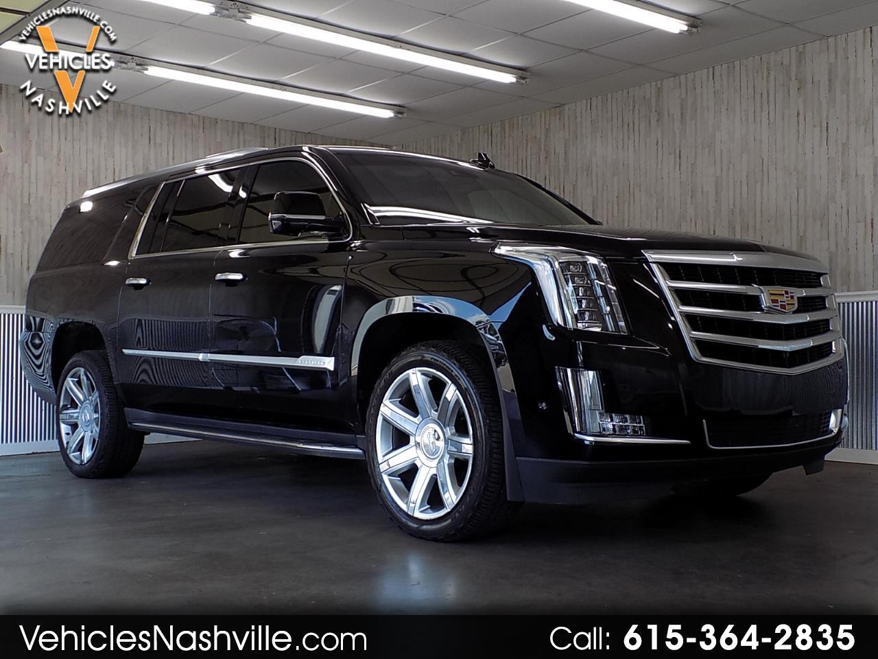 2017 Cadillac Escalade ESV 2WD Luxury