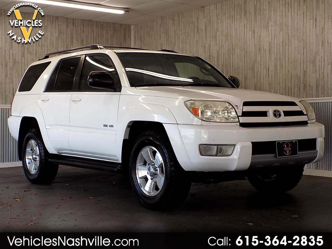 2004 Toyota 4Runner SR5 4WD