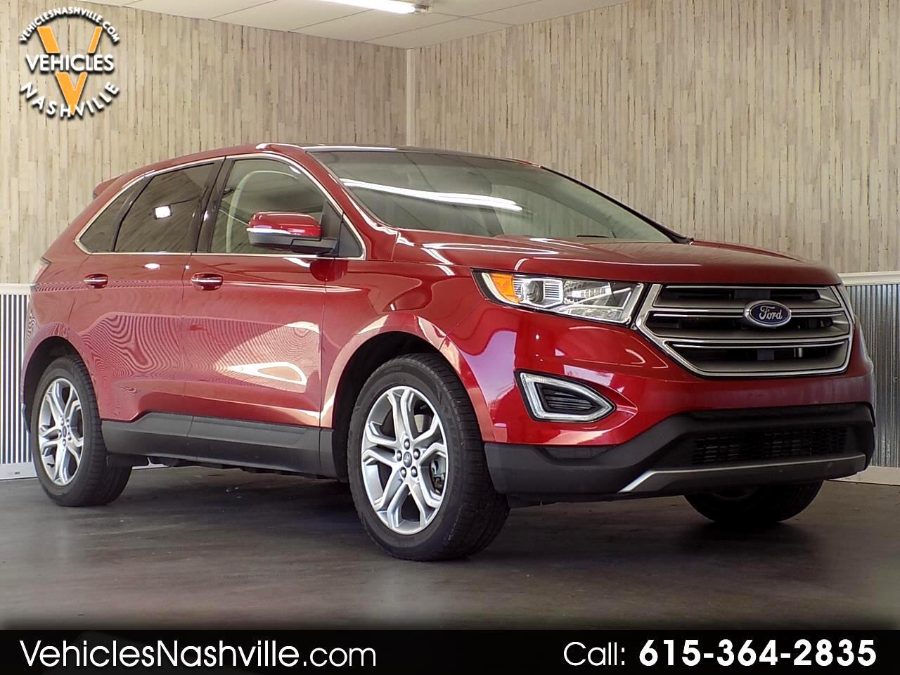 2017 Ford Edge 4dr Titanium FWD
