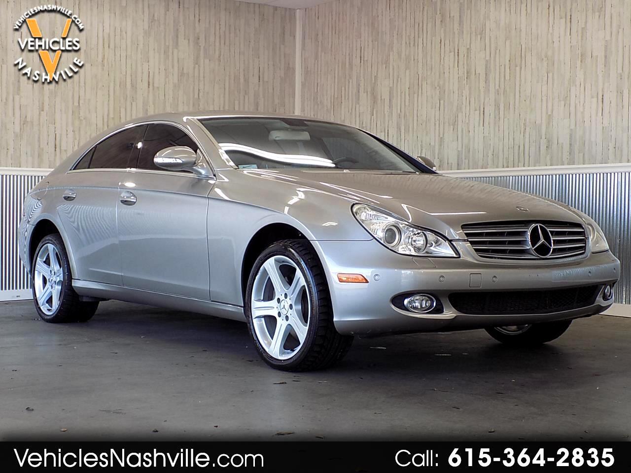 2006 Mercedes-Benz CLS 4dr Sdn CLS 550 RWD