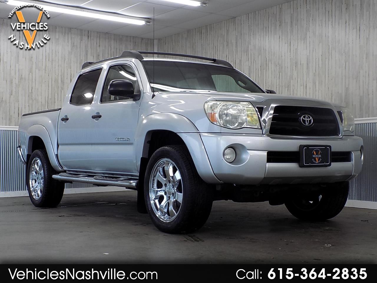 2006 Toyota Tacoma PreRunner Double Cab V6 Auto 2WD
