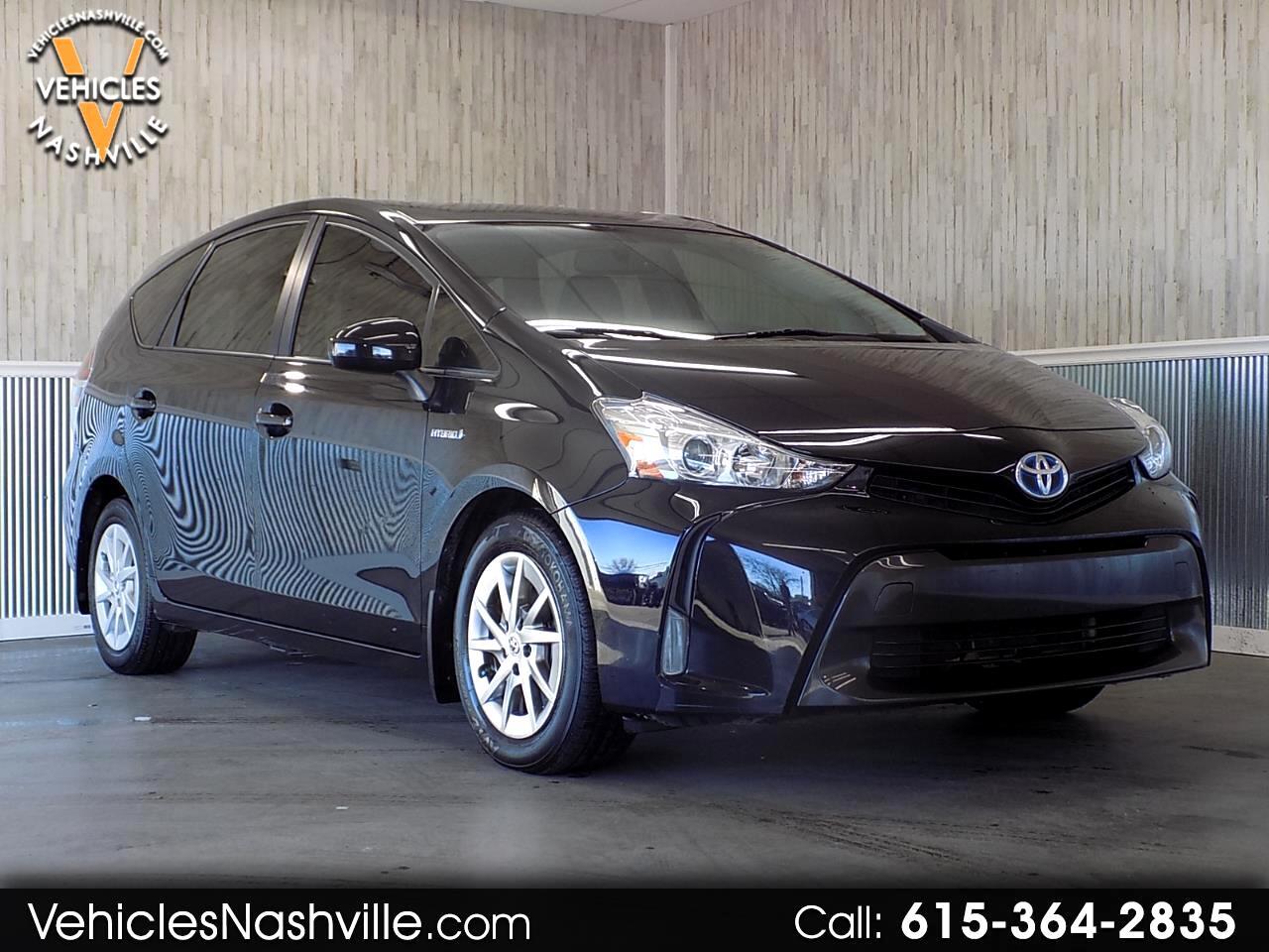 2017 Toyota Prius V 5dr Wgn Five (Natl)