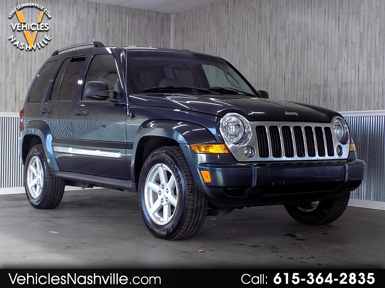 2006 Jeep Liberty Limited 2WD