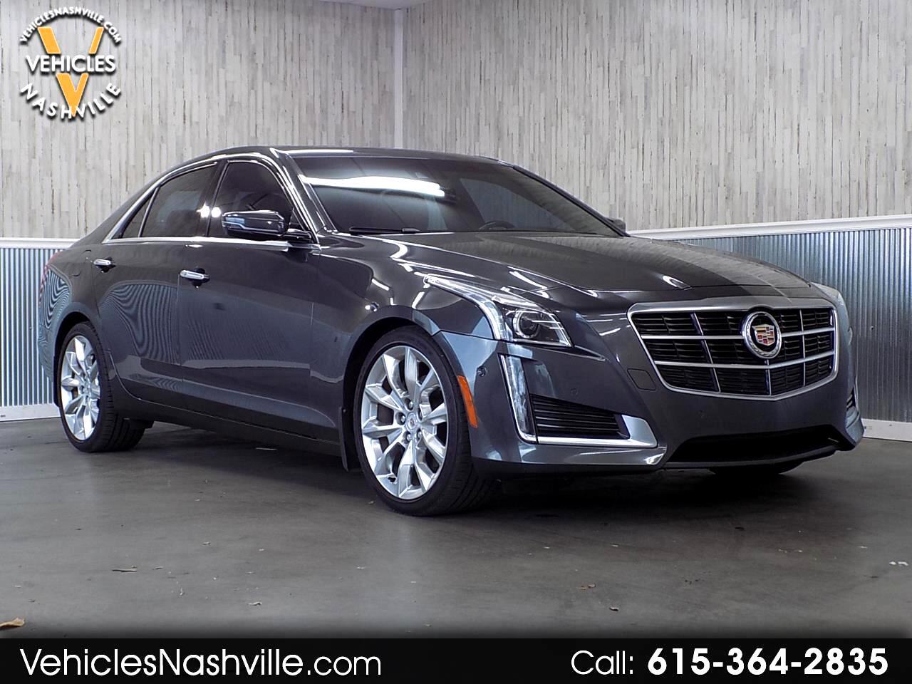 2014 Cadillac CTS 3.6L Performance RWD