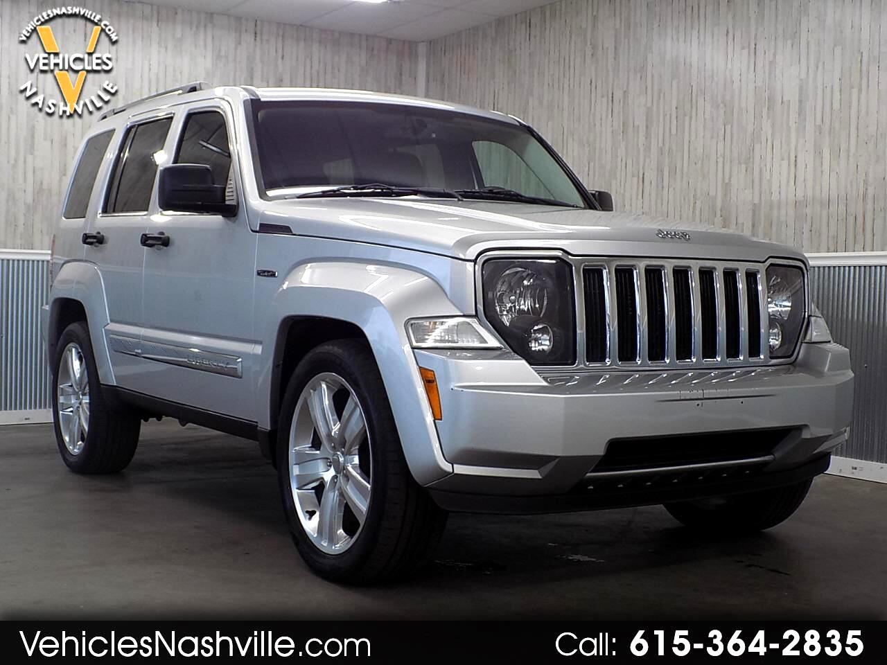2012 Jeep Liberty Limited Jet 2WD