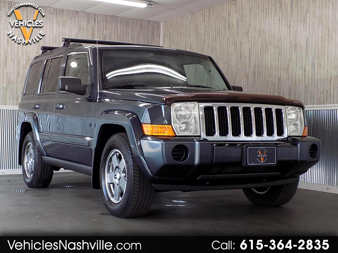 Jeep Commander Sport 4WD 2007