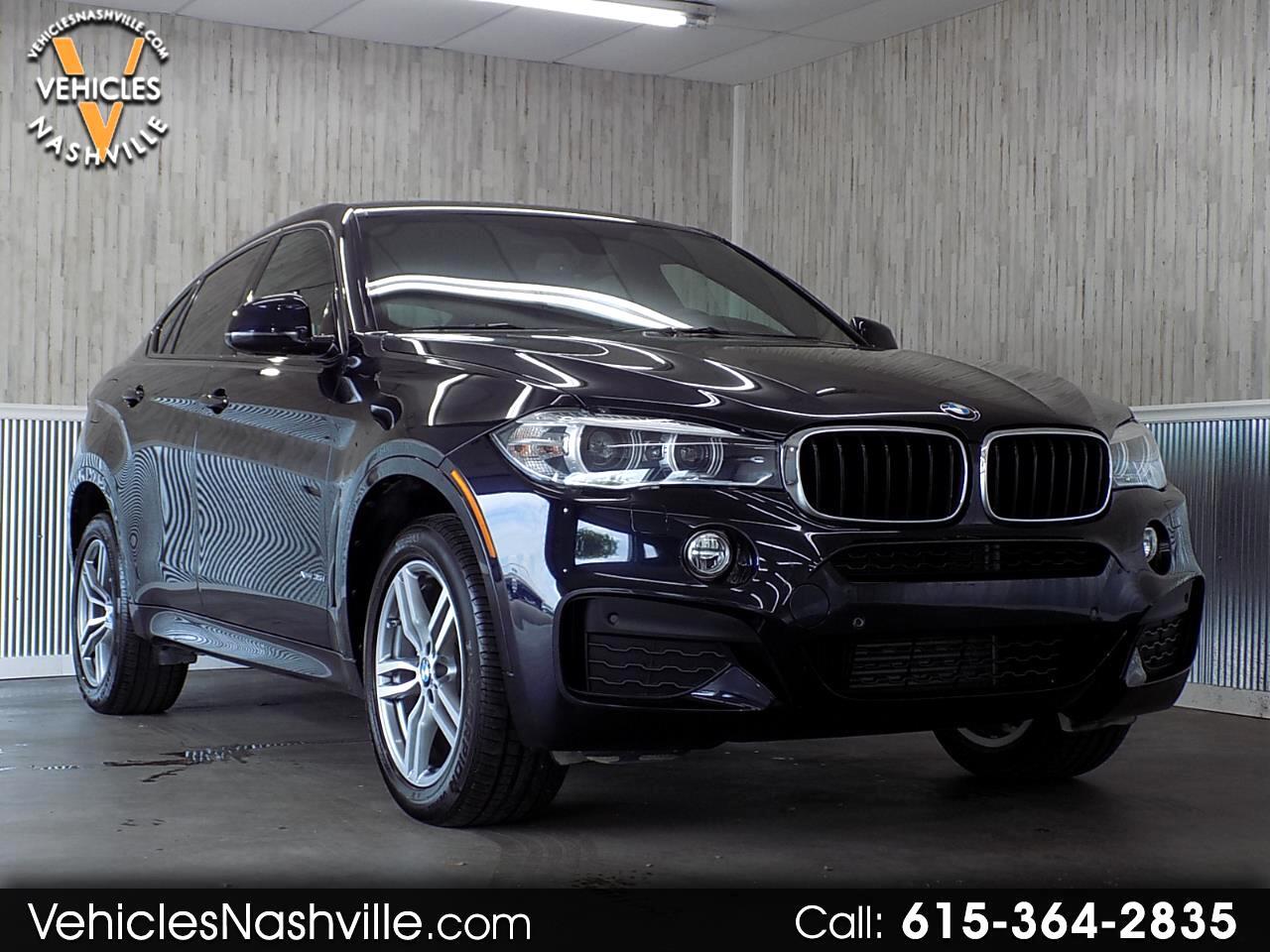 BMW X6 xDrive35i 2016