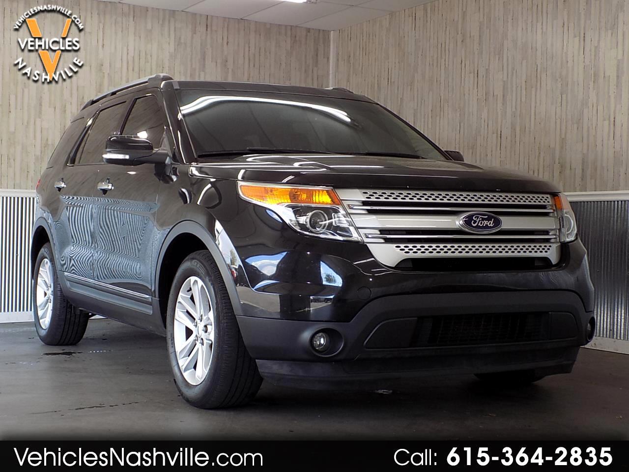 Ford Explorer XLT FWD 2015