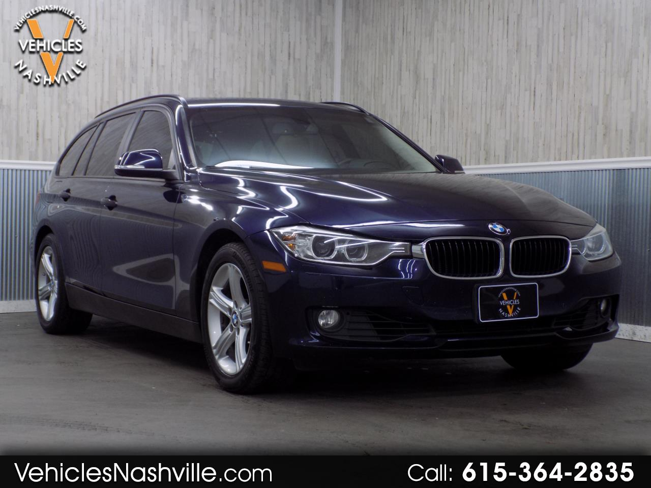 BMW 3-Series Sport Wagon 328xi 2014