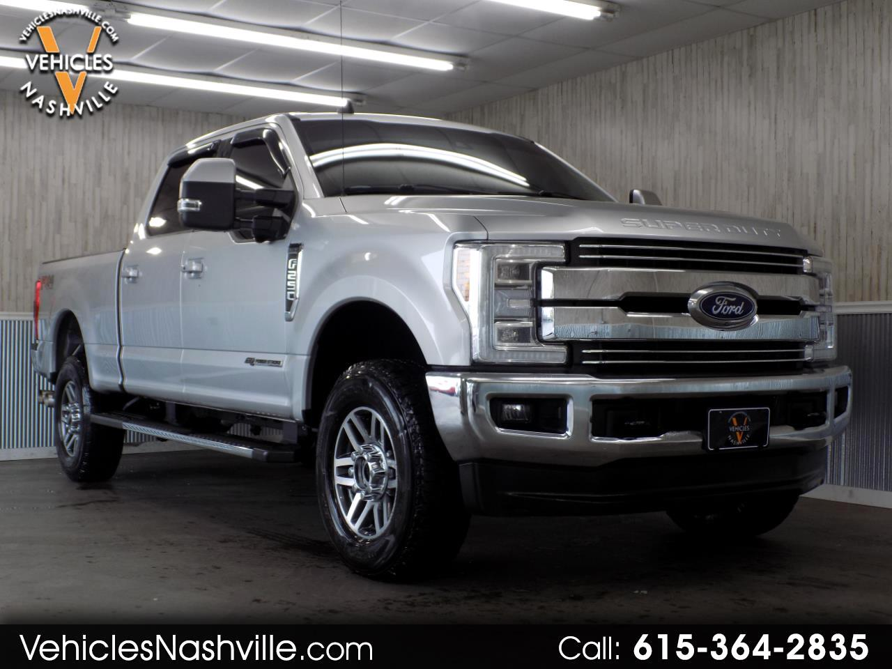 Ford F-250 SD Lariat 4WD 2019