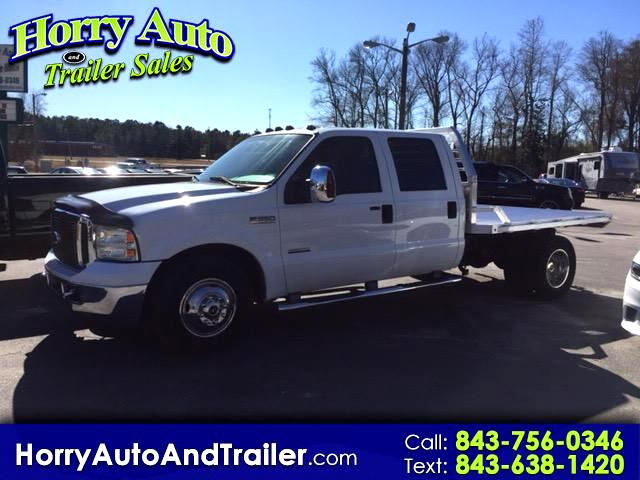 2007 Ford F-350 SD XLT Crew Cab Long Bed DRW 2WD