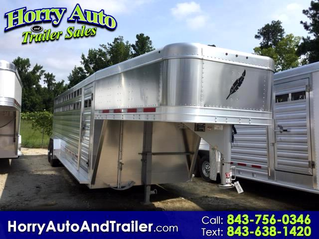2019 Featherlite Trailers 8127 24 ft stock