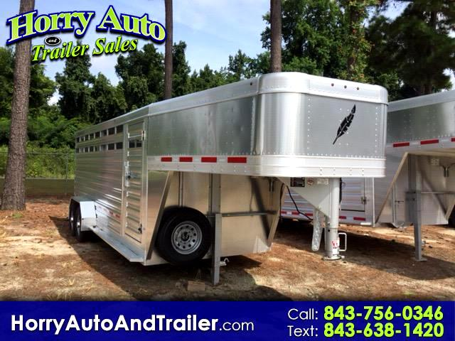 2018 Featherlite Trailers 8117