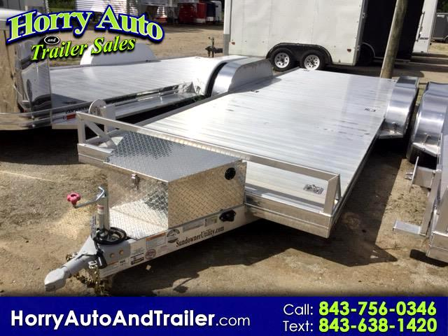 2019 Sundowner Transporter 20 ft car hauler