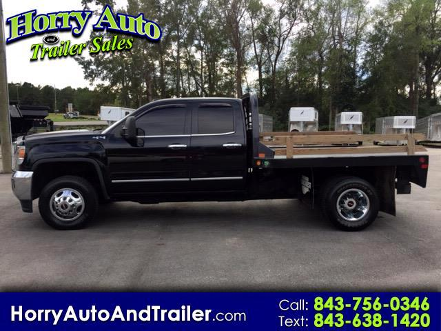 2015 GMC Sierra 3500HD SLT Double Cab Long Box 4WD