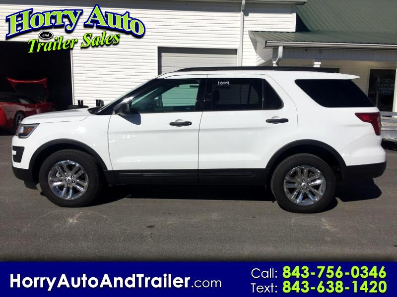 2017 Ford Explorer Base 4WD