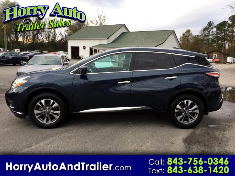 2017 Nissan Murano 2WD 4dr SL