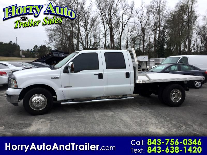 "2007 Ford F-350 SD 2WD Crew Cab 156"" XL"